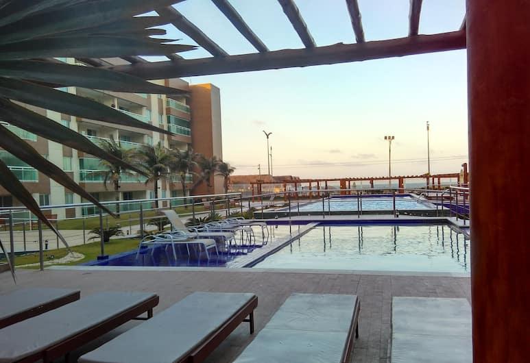 VG Fun Beach Front Apartamentos, Fortaleza