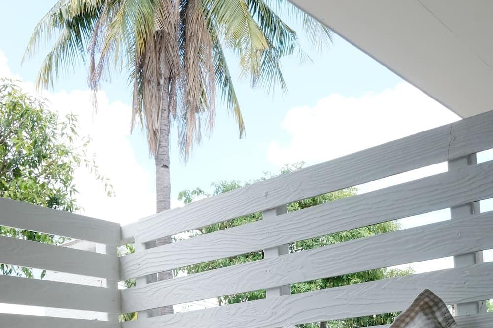 Rodinný apartmán - Výhľad z balkóna