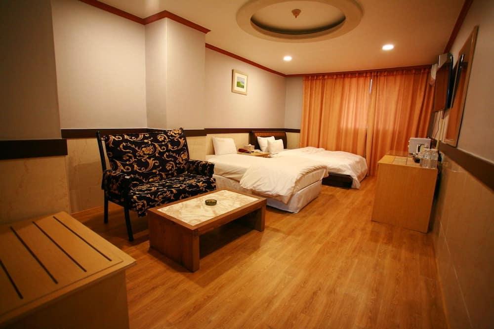Superior Δίκλινο Δωμάτιο (Twin) - Δωμάτιο επισκεπτών