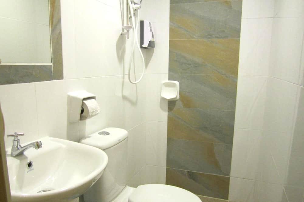 Habitación Confort, 1 habitación, vista a la ciudad - Baño