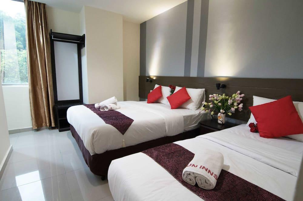 Habitación Confort, 1 habitación, vista a la ciudad - Habitación