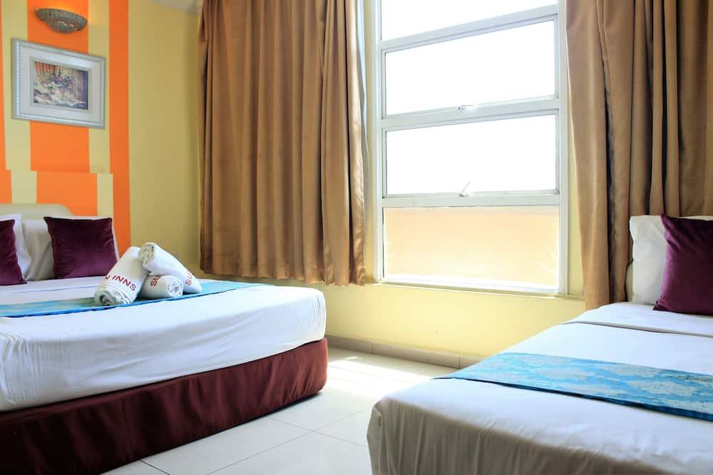 Habitación Confort, 1 habitación, vista a la ciudad - Vista al balcón