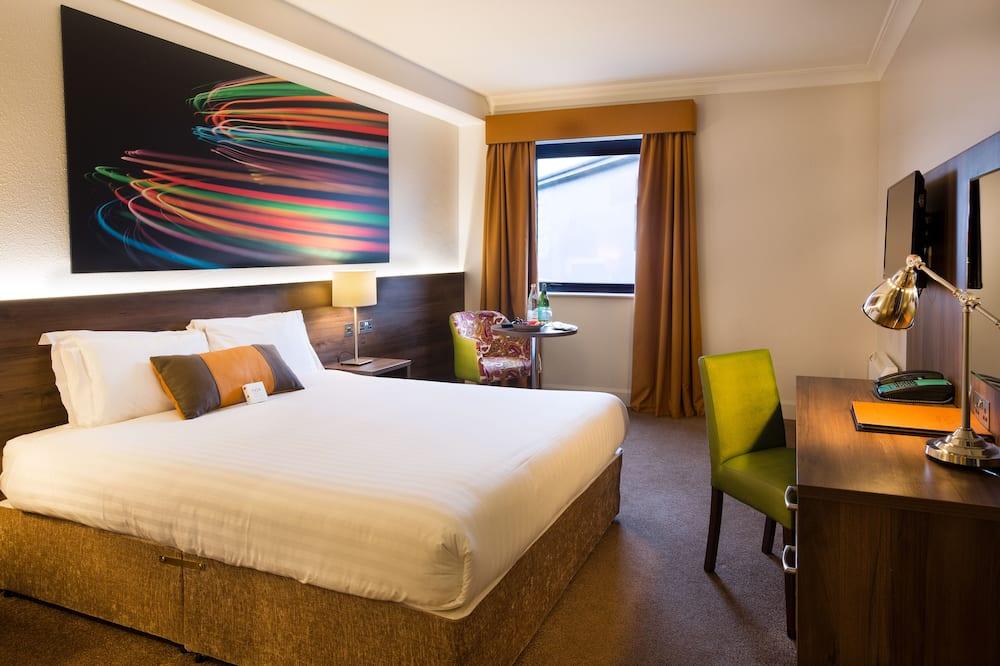 Single Room - Living Area