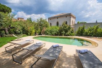 Ragusa — zdjęcie hotelu Villa Boscarino