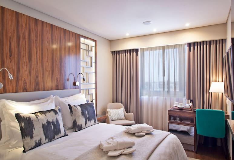 TURIM Saldanha Hotel, Lisbon, Double or Twin Room, Guest Room