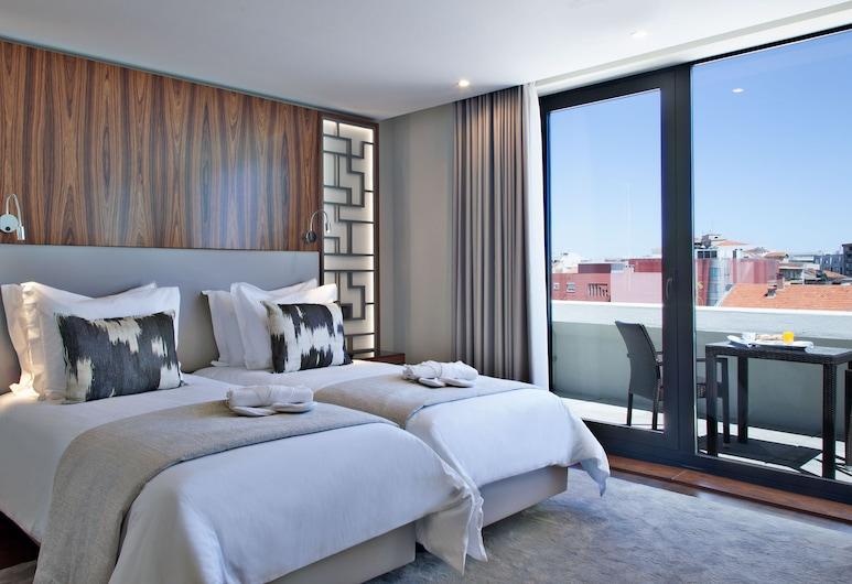 TURIM Saldanha Hotel, Lisbonne, Chambre Exécutive avec lits jumeaux, Chambre