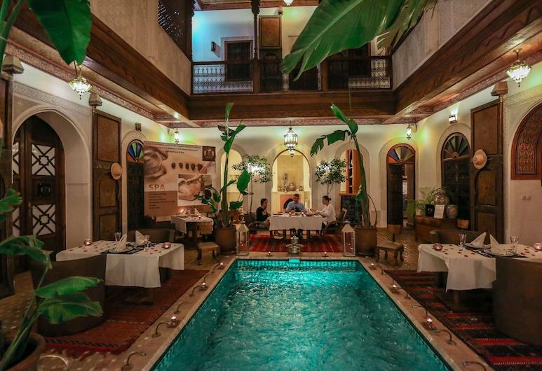 Riad Melhoun & Spa, Марракеш