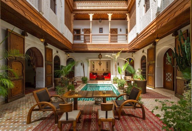 Riad Melhoun & Spa, Marrakech, Lobi