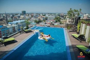 Nuotrauka: Hotel Queen Mandalay, Mandalajus