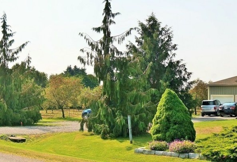 On the 6 Bed and Breakfast, Niagara-on-the-Lake, Fachada do Hotel