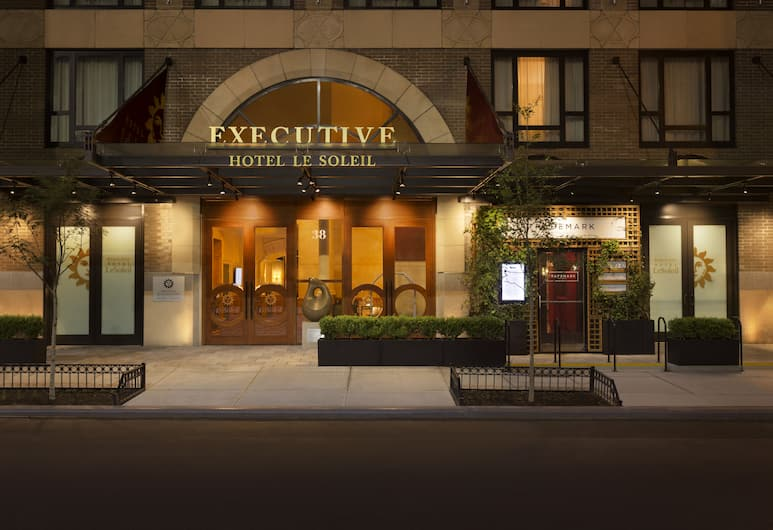 Executive Hotel Le Soleil New York, New York
