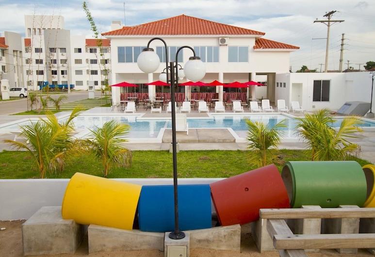 Terranova Suites, Santa Cruz, Children's Play Area – Outdoor