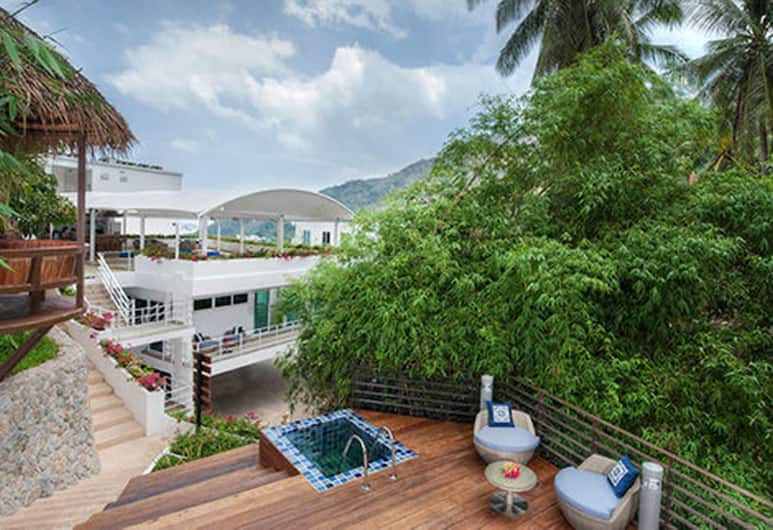 Kata Ocean View Residences, Karon, Terrace/Patio