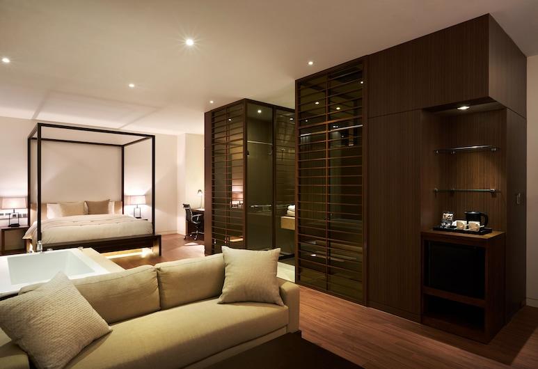 โรงแรมเดอะคลาสสิก, จอนจู, รอยัลเพนท์เฮาส์, ห้องพัก