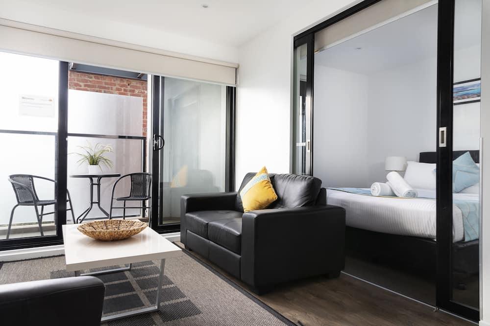 Appartamento Standard, 1 camera da letto, non fumatori, balcone - Area soggiorno