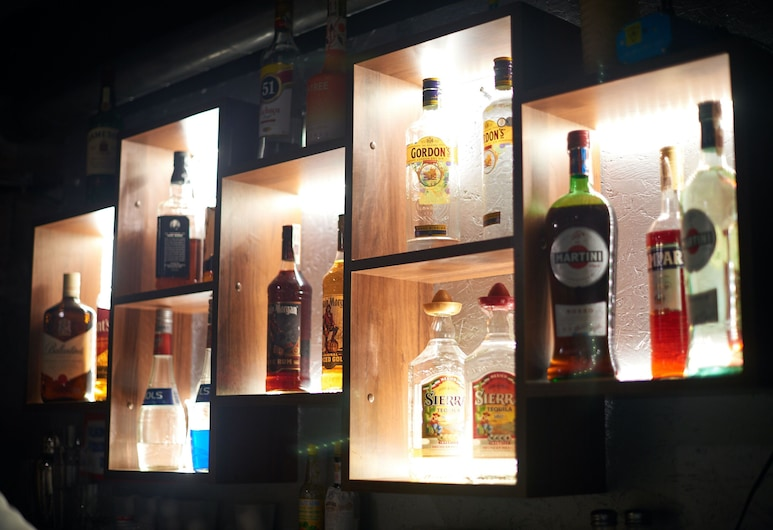 Patchwork Warsaw Hostel, Warszawa, Bar hotelowy