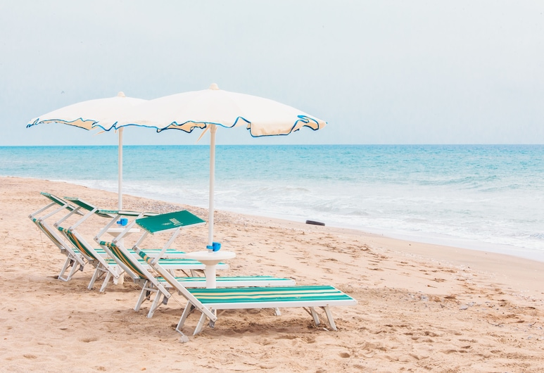 Hotel Villa Maredona, Ascea, Playa