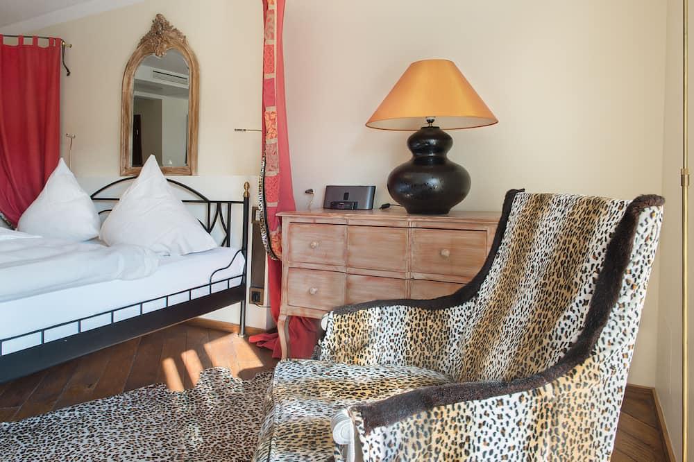 Junior Suite, Balcony - Living Room