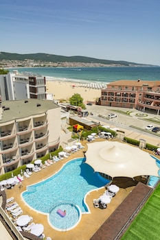Foto van MPM Hotel Astoria - Ultra All Inclusive in Sunny Beach