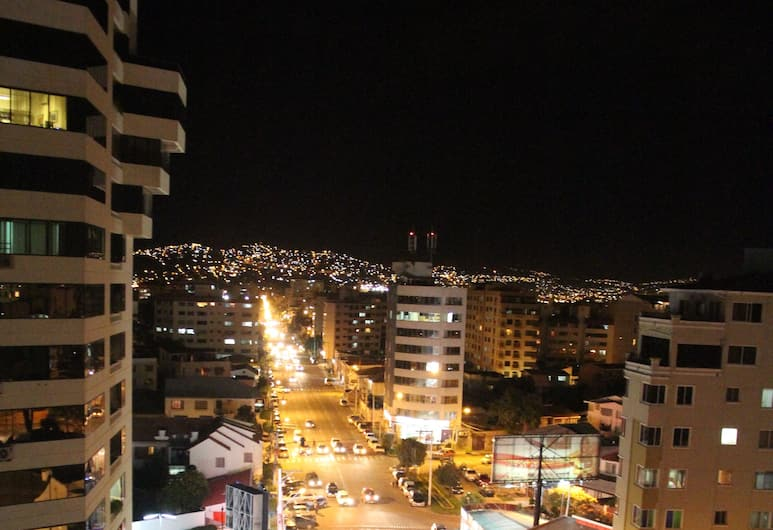 Gran Hotel Toloma, Cochabamba, Blick vom Hotel
