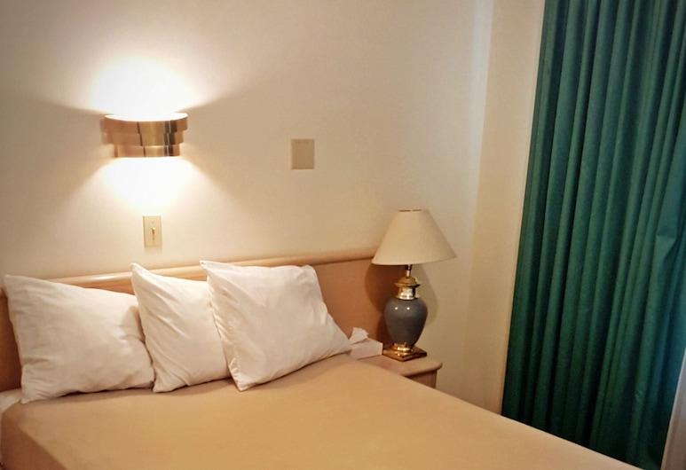 Badlands Motel, Drumheller, Standard tuba, 1 lai voodi, Tuba