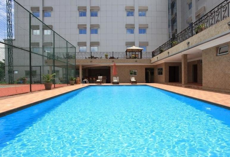 Chelsea Hotel - Central Area, Абуджа, Открытый бассейн