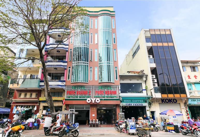 OYO 523 Phuc Khanh Hotel, Hočiminovo mesto