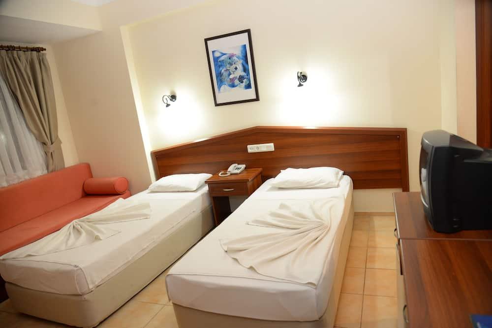 Pokoj s dvoulůžkem nebo 2 jednolůžky - Výhled z pokoje