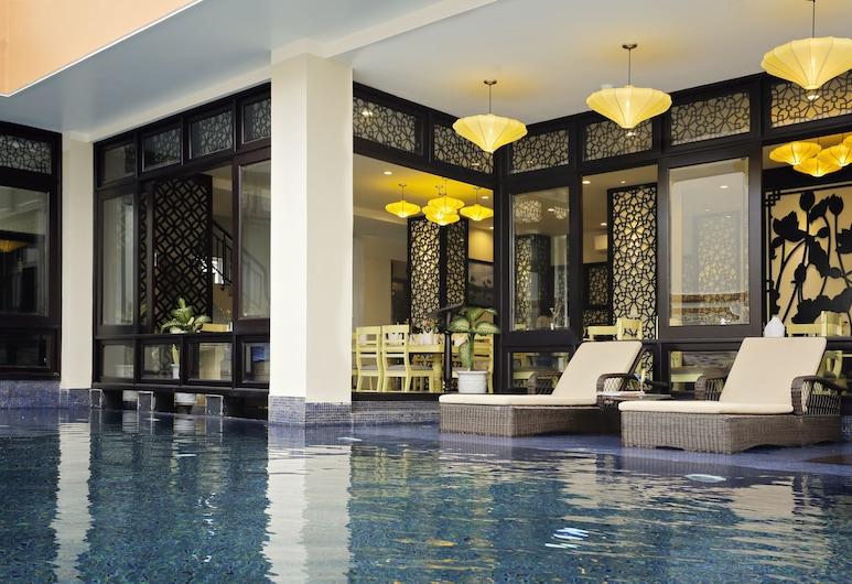 리버 스위트 호이안 호텔, 호이안, 야외 수영장
