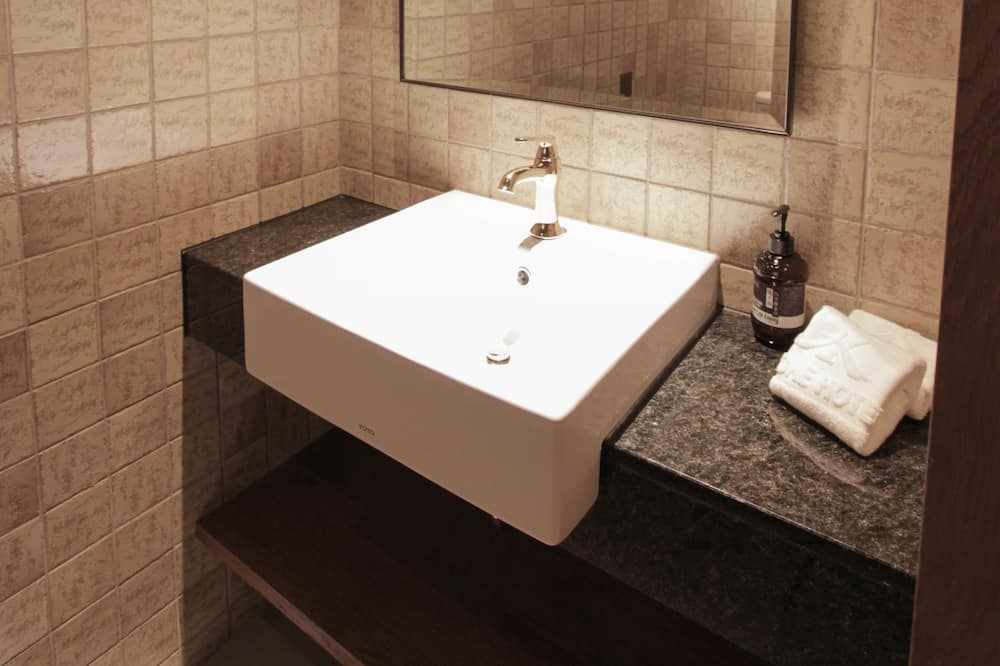 Deluxe Room, 1 King Bed (Marvelous)(with washlet) - Bathroom