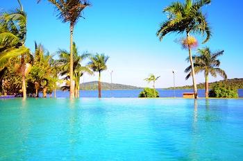 Kampala bölgesindeki Munyonyo Commonwealth Resort resmi