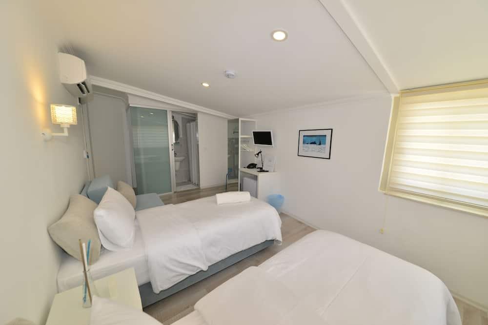 غرفة عادية - غرفة نزلاء