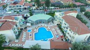 Foto van Belcehan Deluxe Hotel in Fethiye