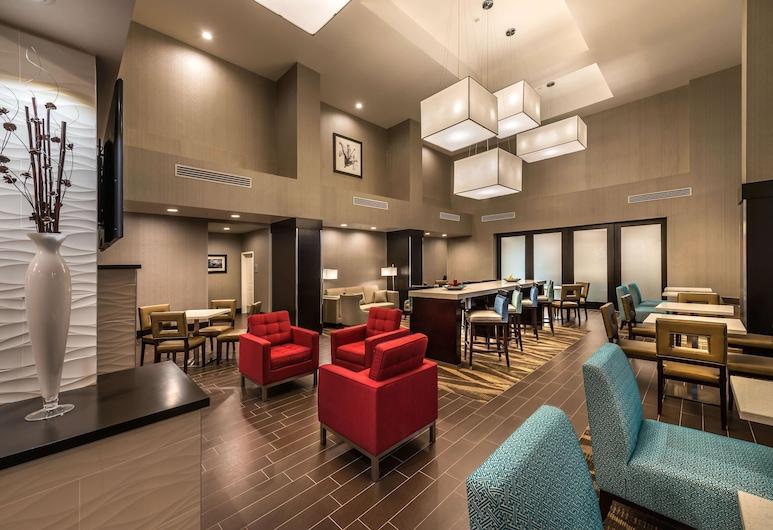 Hampton Inn & Suites Reno West, Reno, Receptie