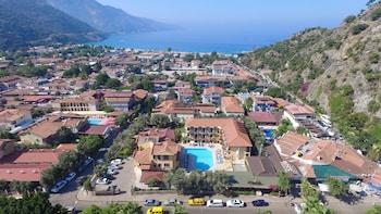 Foto van Belcehan Beach Hotel in Fethiye