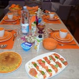 Kahvaltı Alanı