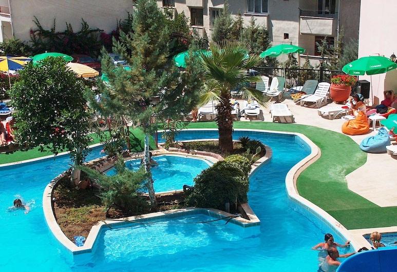 Pirlanta Hotel & Spa, Fethiye, Açık Yüzme Havuzu