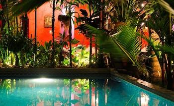 תמונה של Hotel Casona Maya Mexicana בטפצ'ולה