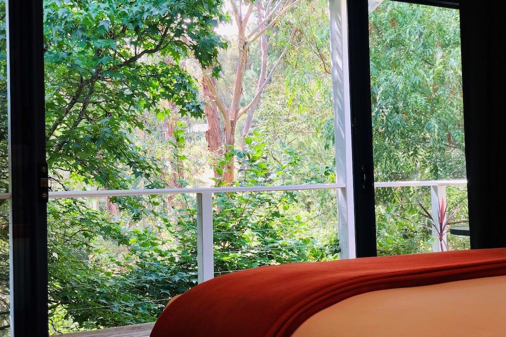 Розкішна студія - Вид з балкона