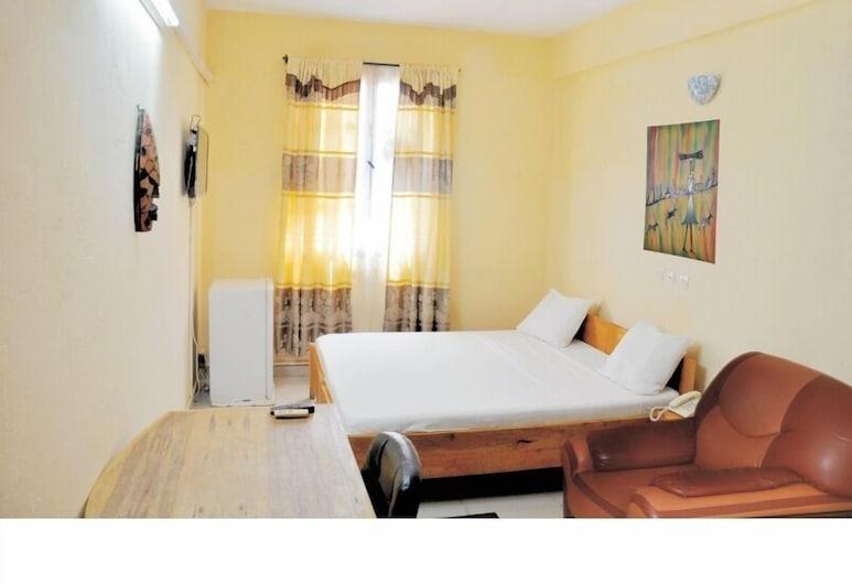 파소 호텔, 와가두구, 스탠다드 싱글룸, 객실
