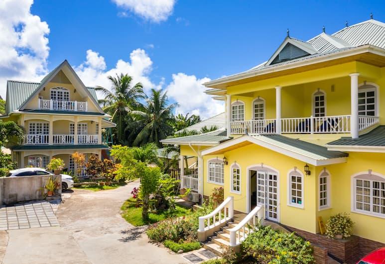 Captain's Villa, Mahe Island