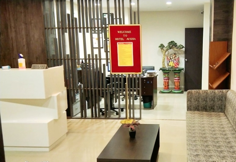 Hotel Avisha, Kolkata, Reception