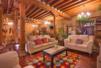 Foto van Hotel Refugio del Angel in Patzcuaro