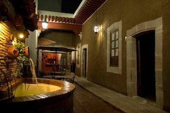 Enter your dates to get the Morelia hotel deal