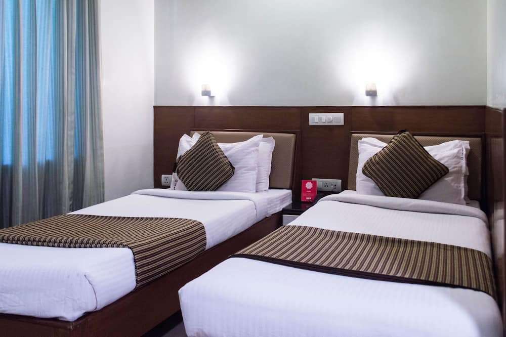 Premium Double or Twin Room, City View - Guest Room