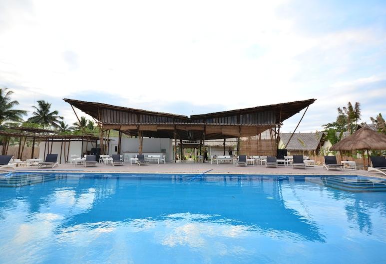 Blue Palawan Beach Club, Puerto Princesa, Venkovní bazén