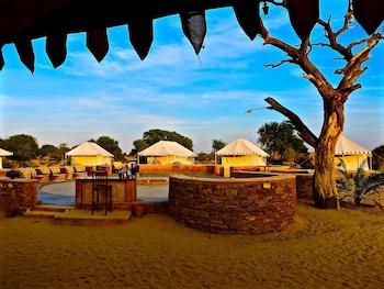 Picture of Damodra Desert Camp in Jaisalmer