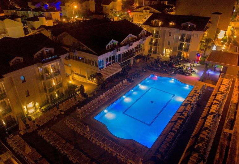 Aes Club Hotel, Fethiye, Havadan Görünüm