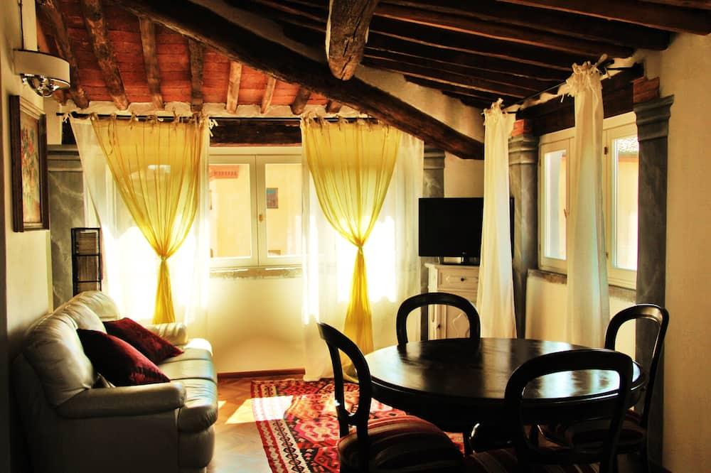 Suite, angolo cottura - Area soggiorno