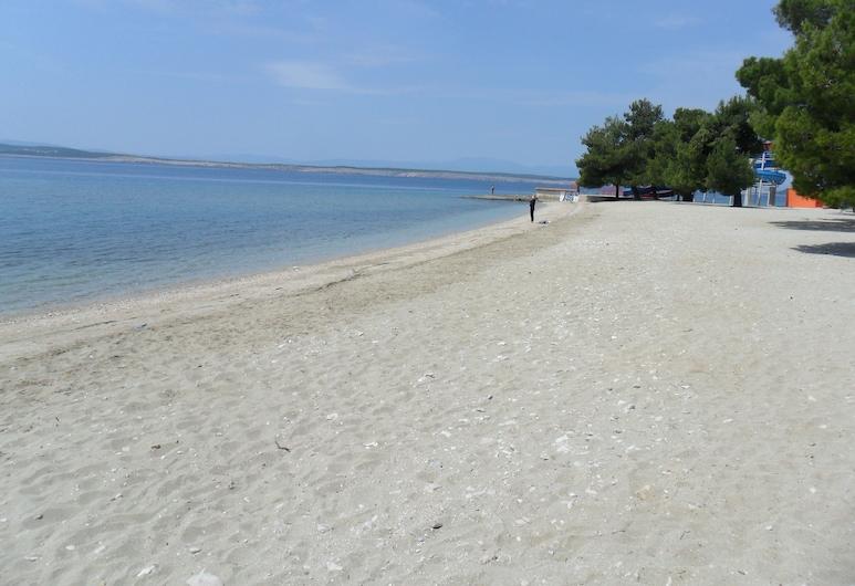 Hotel Vila Ruzica, Crikvenica, Beach